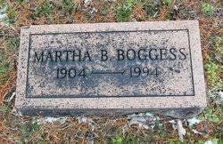 Martha B. Boggess