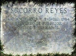 Socorro <I>Reyes</I> Stewart