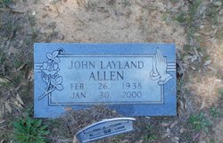 John Layland Allen