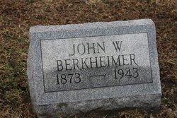 John W Berkheimer