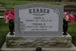 Louis A Kerber
