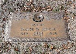 Eloise <I>Wills</I> House
