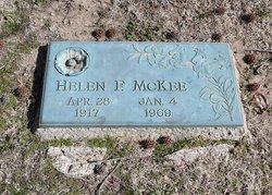 Helen F <I>Wills</I> McKee