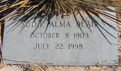 Sudie Alma <I>Dabbs</I> Blair