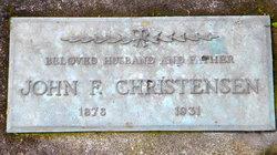 John Franklin Christensen