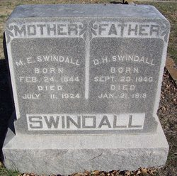 Daniel Harrison Swindall