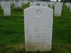 Percy Edward Von Hofen