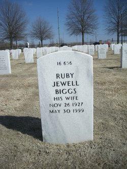 Ruby Jewell Biggs