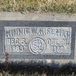 Minnie Hiseman