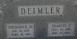 Frederick Deimler
