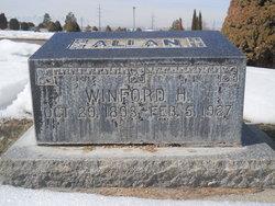 Winford Harry Allan