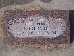 Dena <I>Perry</I> Anderson