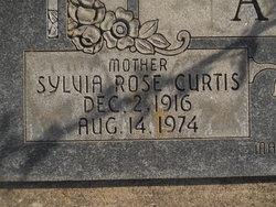 Sylvia Rose <I>Curtis</I> King