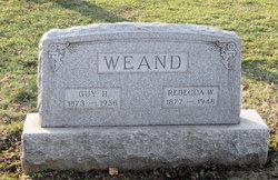 Rebecca W. Weand