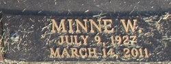 Minnie Warner Beane