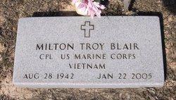 Milton Troy Blair
