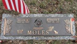 Helen Marie <I>Nichols</I> Moles
