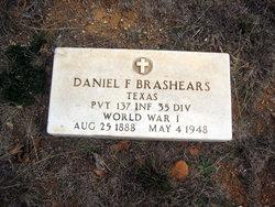 """Daniel Franklin """"Frank"""" Brashears"""