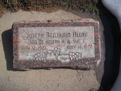 Joseph Benjamin Allan