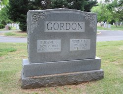 Norma <I>Lee</I> Gordon