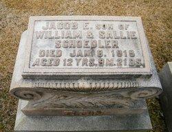 Jacob E. Schoedler