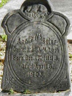 Annie Wheeler Agee