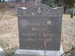 Caroline C. <I>Paty</I> Finney