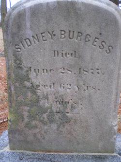 Sidney Burgess
