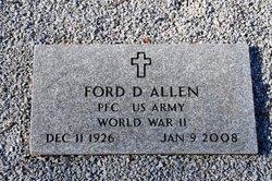 Ford D. Allen