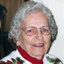Vera Mae <I>Aarvig</I> Meyers
