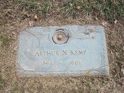 Arthur N Kemp