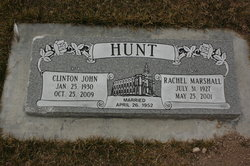 Clinton John Hunt