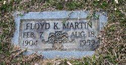 Floyd K. Martin