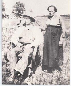 Willie May <I>Ivester</I> Pemberton