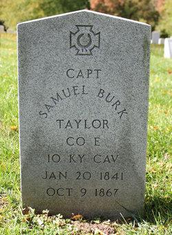 "Samuel Burk ""Burkie"" Taylor"