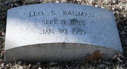 Leo S. Bauman