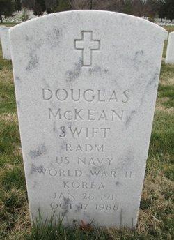 Douglas McKean Swift