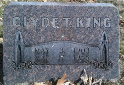 Clyde Troy King