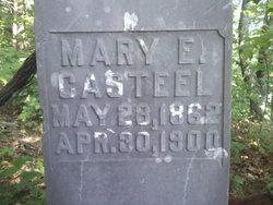 "Mary Emily ""Mae"" <I>Kennedy</I> Casteel"