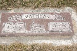 Viva Ethel <I>Ogden</I> Mathews