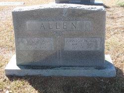 Johnson William Allen