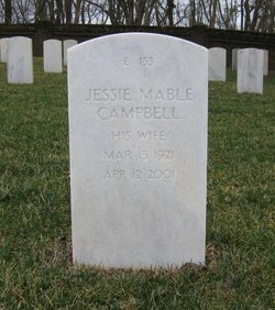 Jessie Mable Campbell