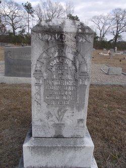 Agnes E. <I>McGowan</I> Hydrick