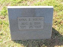 Anna Elizabeth <I>McAnally</I> Young