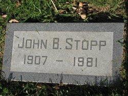 John B. Stopp