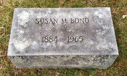 "Susan Martha ""Susie"" <I>Stevens</I> Bond"