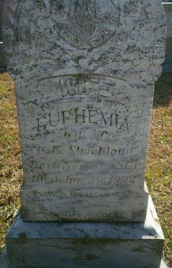 Euphemia <I>Raynor</I> Strickland