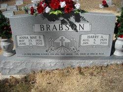 Anna Mae <I>Buchanan</I> Brabson