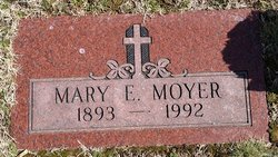 "Mary Elizabeth ""Daisy"" <I>Flannigan</I> Moyer"