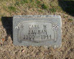 Carl William Bauman, Sr